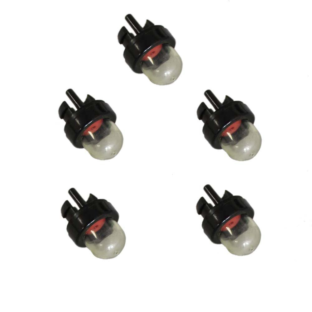 New Pack of 5 Snap In Primer Bulb for Poulan Chainsaw P3314 P3314WS P3314WSA P3416 530047721