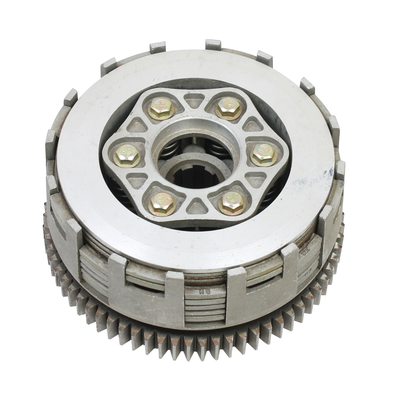 Clutch Assembly for LONCIN CB250cc Engine ATV Quad Dirt Bike Go Kart