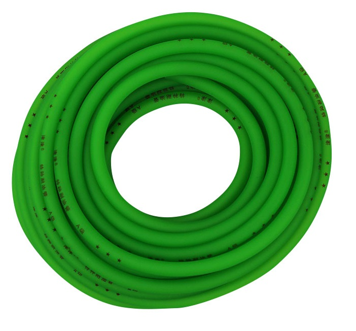 10 Meter DARK GREEN PVC Fuel Line 1/4