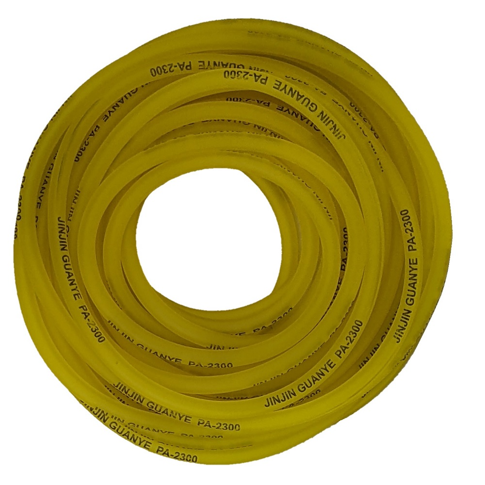 10 Meter YELLOW PVC Fuel Line 1/4