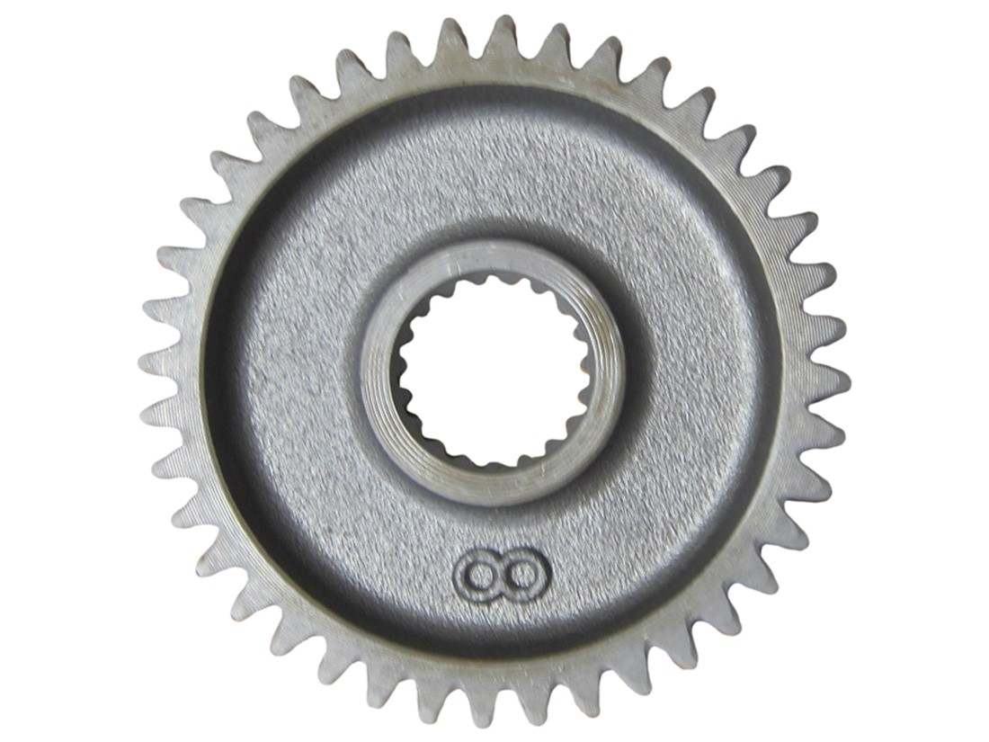 19T 40T Final Drive Gear for GY6 125cc 150cc Engine Scooter Moped ATV
