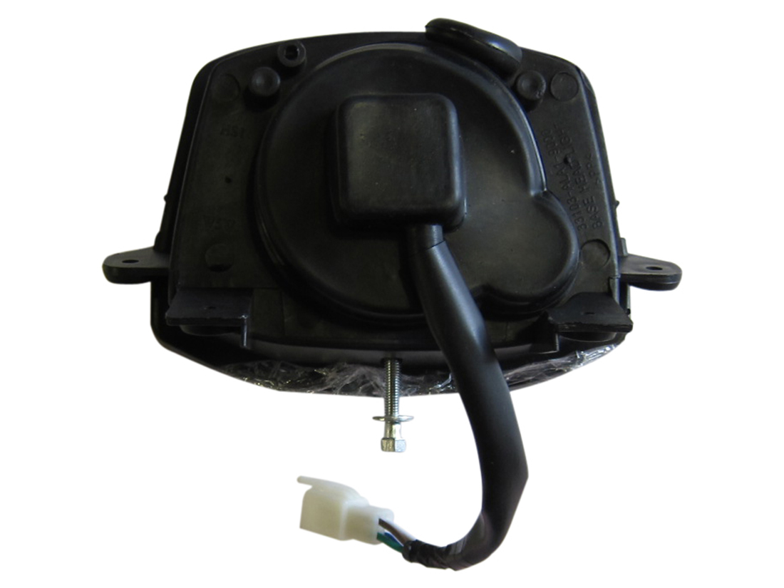 Scooter Headlight Assembly : Headlight assembly gy chinese moped scooter motorcycle