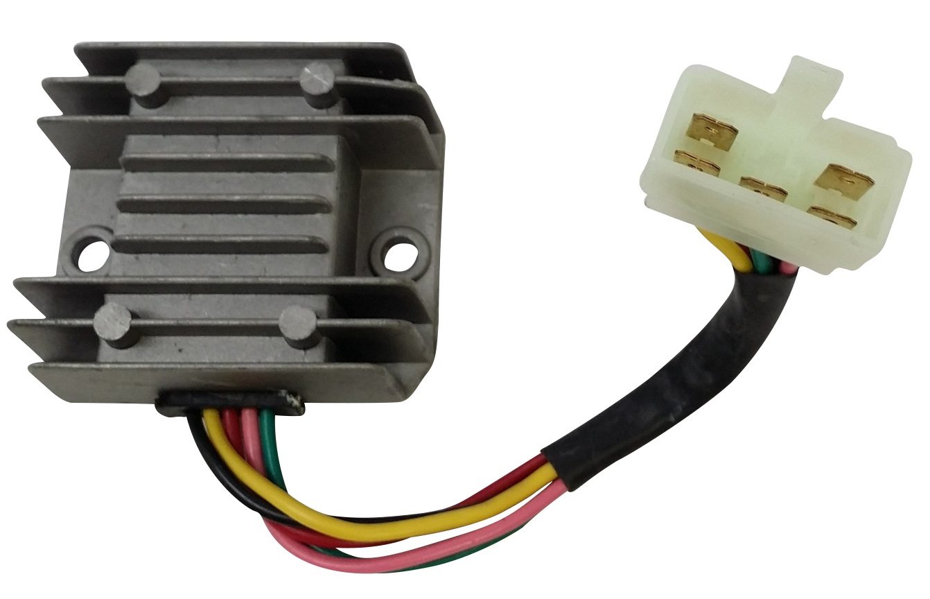 RGLT-329  -  Scooter Voltage Regulator Rectifier 250cc Chinese Scooter Parts Chinese ATV