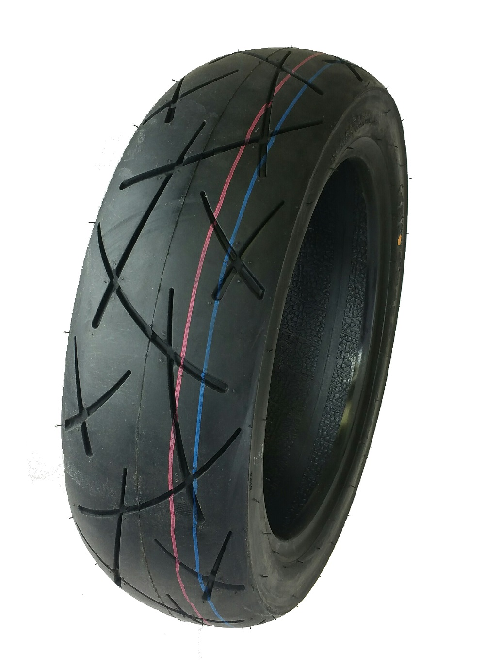 Tire 120/70-12 Tubeless Front/Rear Motorcycle Scooter Moped Ninja Street Thread