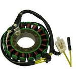 18 Coil Gy6 Stator Magneto Znen 250cc