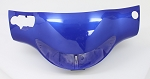 04 - Headlight Cover - BLUE-ABS Body Parts, Jonway YY50QT-21