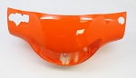 04 - Headlight Cover - ORANGE-ABS Body Parts, Jonway YY50QT-21
