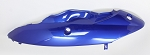 11 - Left Rear Cover - BLUE-ABS Body Parts, Jonway YY50QT-21