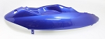 14 - Right Rear Cover - BLUE-ABS Body Parts, Jonway YY50QT-21