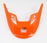 17 - Rear Trim - ORANGE-ABS Body Parts, Jonway YY50QT-21