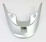 17 - Rear Trim - SILVER-ABS Body Parts, Jonway YY50QT-21