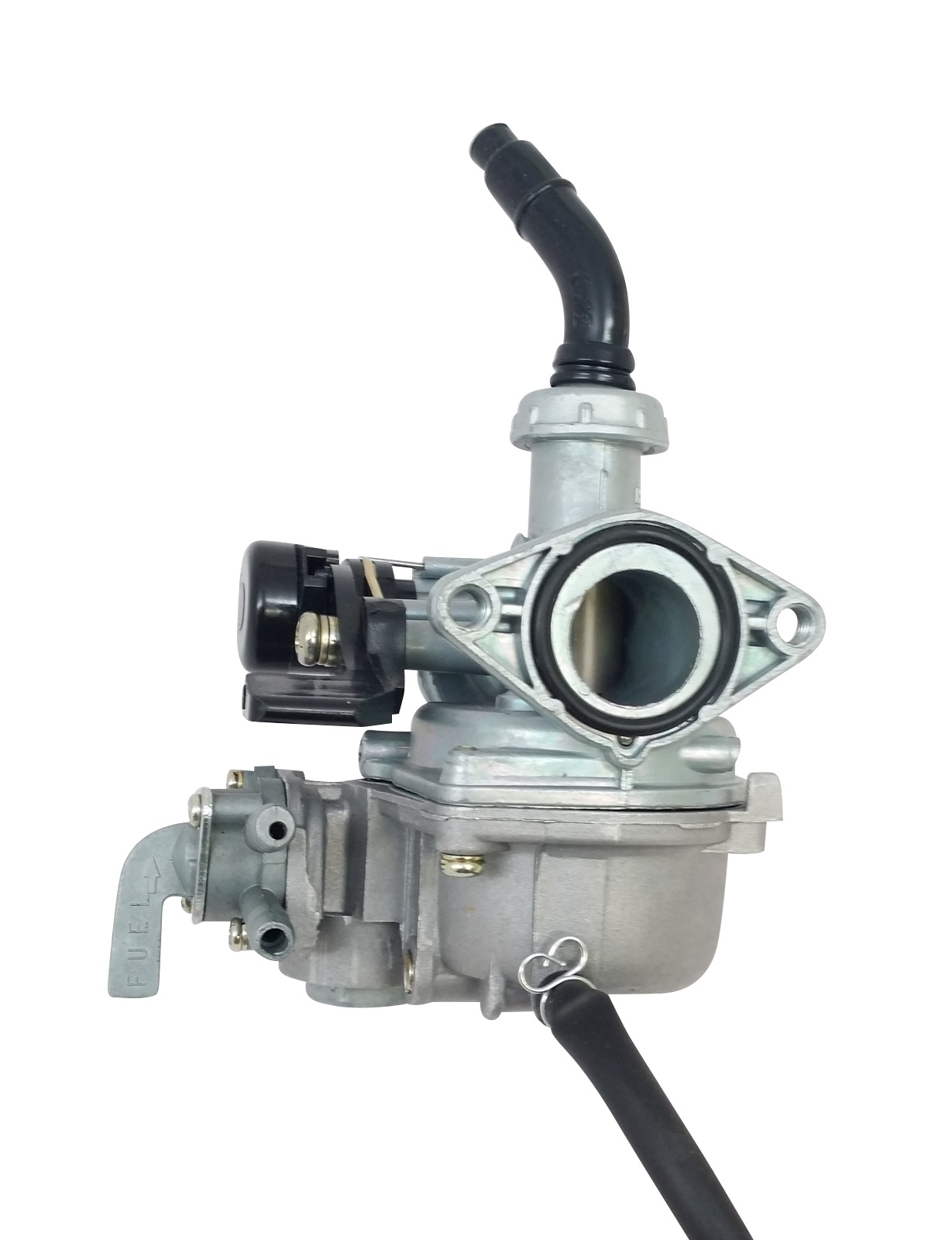how to switch from carburetor to fuel injection