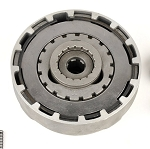 Clutch Assembly, 17-Tooth, 50cc-125cc