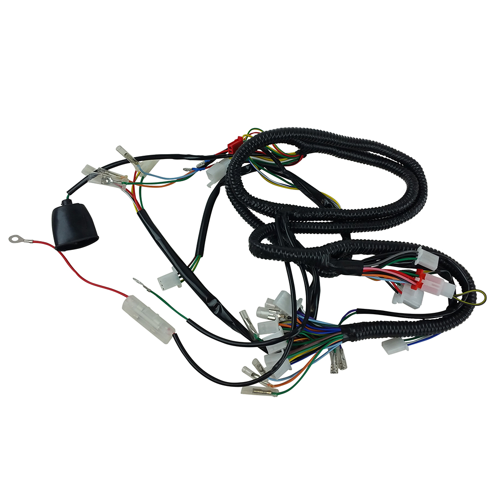 Wiring Harness 150cc Gy6 Engine Quick Wire