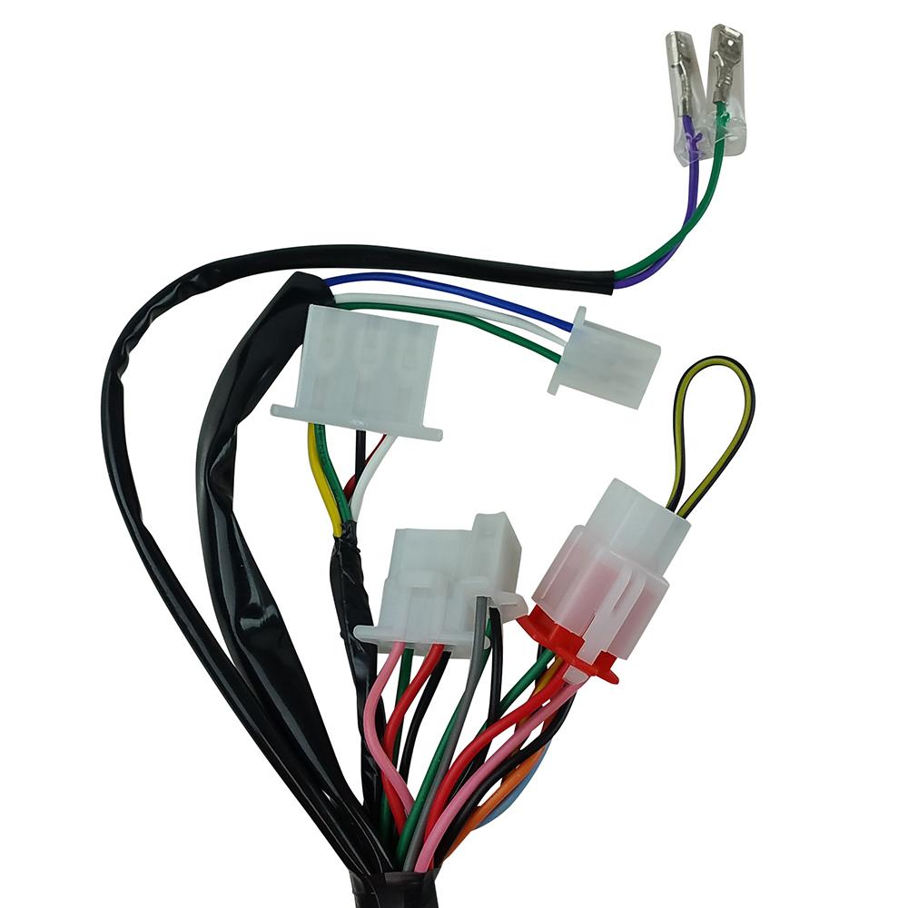 wrg 2785] gy6 wiring harness