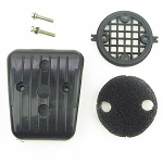 Air Filter Assembly, Speed Carb, Bike Engine Kit
