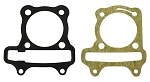 Head and Cylinder Gaskets, 50cc GY6 Engine