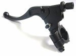 7/8' BLACK BRAKE LEVER PERCH XR50 CRF50 50 70 125