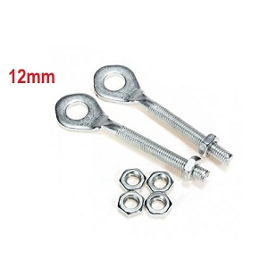 Chain adjuster Metal Dirt Bike 12mm
