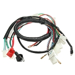 Wiring Harness 110cc ATV Automatic Engine 52FM (Hawk)