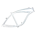 Aluminum Frame for Bike Engine Kits with built in gas tank
