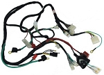 Wiring Harness, 150cc GY6 Engine