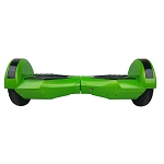 Green Electric Self-Balancing Scooter 8 inch 2-wheel UL2272 Standard with Bluetooth and LED Lights
