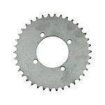 Rear chain sprocket