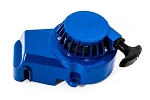 Pull Start (mini-quad)- BLUE, Aluminum