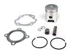 Piston Kit Ring Kit with Gasket - Yamaha PW80