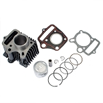 Cylinder & Piston Kit, 70cc Dirt Bike for Honda CT70